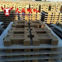 环保3-15水工砖设备 工字护坡砖机 直面型挡墙砌块成型设备