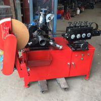 小型桥梁波纹管制管机质量钢筋机械制管机卡博恩金属波纹管制管机