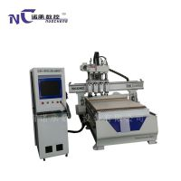 诺承NC-1325L河南【橱柜衣柜下料机】价格 自动上下料开料机 板式雕刻机