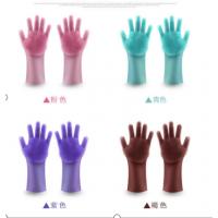 多功能硅胶手套 家务洗碗硅胶手套 硅胶手套