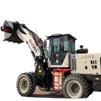 混凝土装载车搅拌机 三能搅装 三合一铲车 SN1000搅装厂家直销 搅装