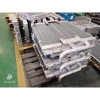 挖掘机液压油散热器_装载机液压油散热器_起重机液压油散热器