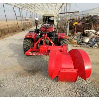 田园管理机型号 单侧双侧培土机 四驱开沟机