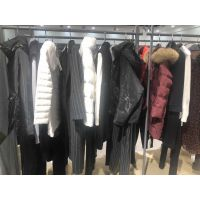 卡拉贝斯冬装北京服装批发市场品牌折扣女装冬曼天雨品牌折扣店MK迈克蕾蕾