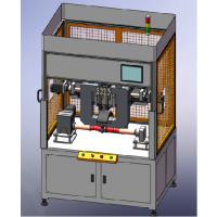 武汉瑞肯ZDM刹车蹄铁自动铆接机技术方案
