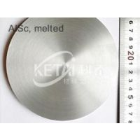 氮化铝钪靶材 AlScN靶材