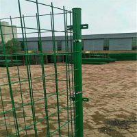 安平护栏网厂 质保铁丝护栏 1.8米高网片价格