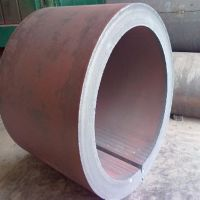 聊城定做/卷管厚壁加工q345b直缝焊管大口径厚壁卷管厂家/量大优惠一致起订