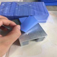 绝缘导热硅胶片单面背胶-找JRFT深圳佳日丰品牌工厂 专注导热材料十年