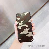 创意复古迷彩 苹果7手机壳iPhone6S/6plus日韩个性套情侣潮男女款
