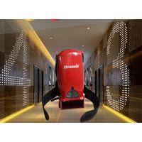 肩背式无线吸尘器锂电吸尘器充电式电瓶背负式吸尘器吸吹一体吸尘