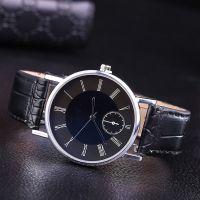 手表批发厂家 时尚超薄情侣石英手表 学生皮带腕表女士手表男表
