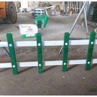邛崃市喷塑锌钢草坪护栏专业厂家