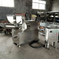 汇康牌千叶豆腐设备 高低速斩拌机 肠类加工设备 物美价廉
