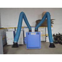 厂家生产 移动式焊烟除尘净化器 环保单臂焊烟净化器设备