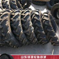 黄海鲁飞750-20 7.50-20 8.3-20 8.3-24拖拉机轮胎人字轮胎