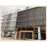 南京广汽新能源4S店银灰色铝单板供应
