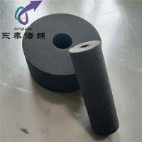 海绵滚筒 贴标机海绵轮 套标机海绵滚筒 定制厂家