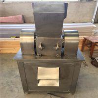 弘川机械化工块料不锈钢破碎机 食品原料粗碎机中药材