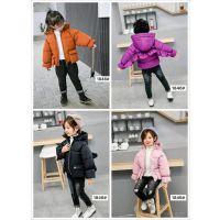 全国童装批发市场在哪些地方冬季实体店潮童羽绒服棉服外套批发50元以内精品儿童棉袄批发