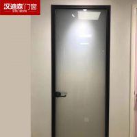 汉迪森门窗 极窄边平开门铝型材 窄边隐框平开门 厂家