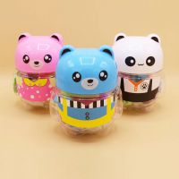 好艺星6222创意卡通可爱小熊彩泥儿童益智玩具组合套装橡皮泥批发