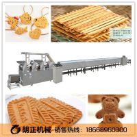 延安LZ225型饼干生产线 LZ225型饼干生产线 找朗正买