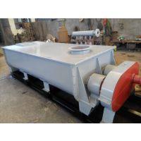 曼大多功能干粉双轴加湿搅拌机 粉煤灰颗粒搅拌机