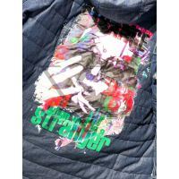 国内一线品牌女装折扣店熙兰雅短款羽绒服货源哪里有来广州雪莱尔新款组货包