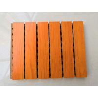 佛山境象声学槽木吸音板录音棚墙面吸音板现货供应