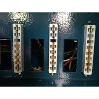 厂家直销热流道温控箱配件 AMP端子排 镀金金手指 连接线插头接线端子