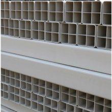 四孔格栅管 PVC多孔格栅管 九孔格栅管 地埋弱电穿线管