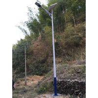 鼎城区6米一体化路灯,6米太阳能路灯