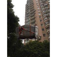 上海松江吊装家具 松江区家具吊装上楼 大件沙发床垫电动卷扬机吊运上楼公司