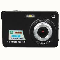 新款数码像机DC5300数码卡片照相机正品1800万像素高清录像闪光灯