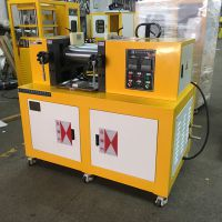 东莞锡华XH-401A实验型硅胶混炼机