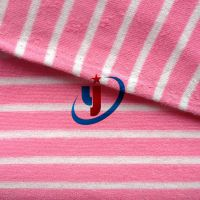 工厂供应全涤色织毛圈布 彩条毛圈布 针织毛圈布 针织毛巾布