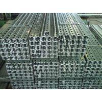 云南哪家C型钢便宜、昆明厂家供应C型钢、云南赣强钢材