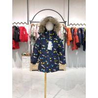 广州可娃衣时尚 韩版 品牌童装 精品羽绒服
