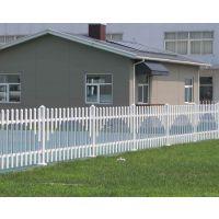 厂家生产上饶信州德兴新农村建设花木护栏 绿色草坪护栏 绿色pvc栅栏