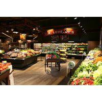 合肥生鲜超市装修哪家好店面设计中需要注意哪些问题