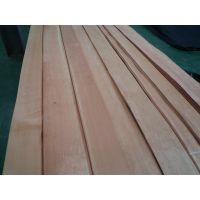 厂家直供樱桃直纹木皮 室内家具装饰木质贴皮