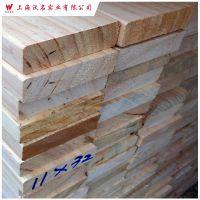 木材加工厂直销樟子松板材 樟子松防腐木 扣板 桑拿板