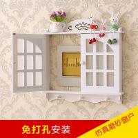 新品电表箱装饰画客厅配电箱遮挡画遮挡室内表箱用壁画