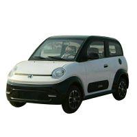 四轮电动汽车价格及图片k3款家用四轮车电动车油电两用老年代步车
