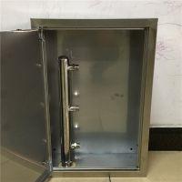 不锈钢水表箱 明装 暗装水表箱 厂家生产加工定制 不锈钢水表柱配套bxg160