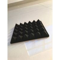 厂家定制金字塔吸音海绵  吸音隔音海绵材料 2*1m