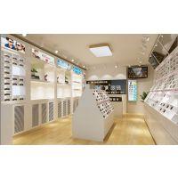 30平米眼镜店装修,选用烤漆眼镜展柜怎么样?