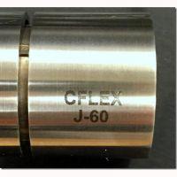美国C-FLEX轴承J-10十字扭簧柔性弹簧J-20 30 60正品代理