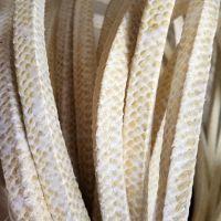 供应耐高温 耐磨损 耐腐蚀 10*10 芳纶纤维盘根